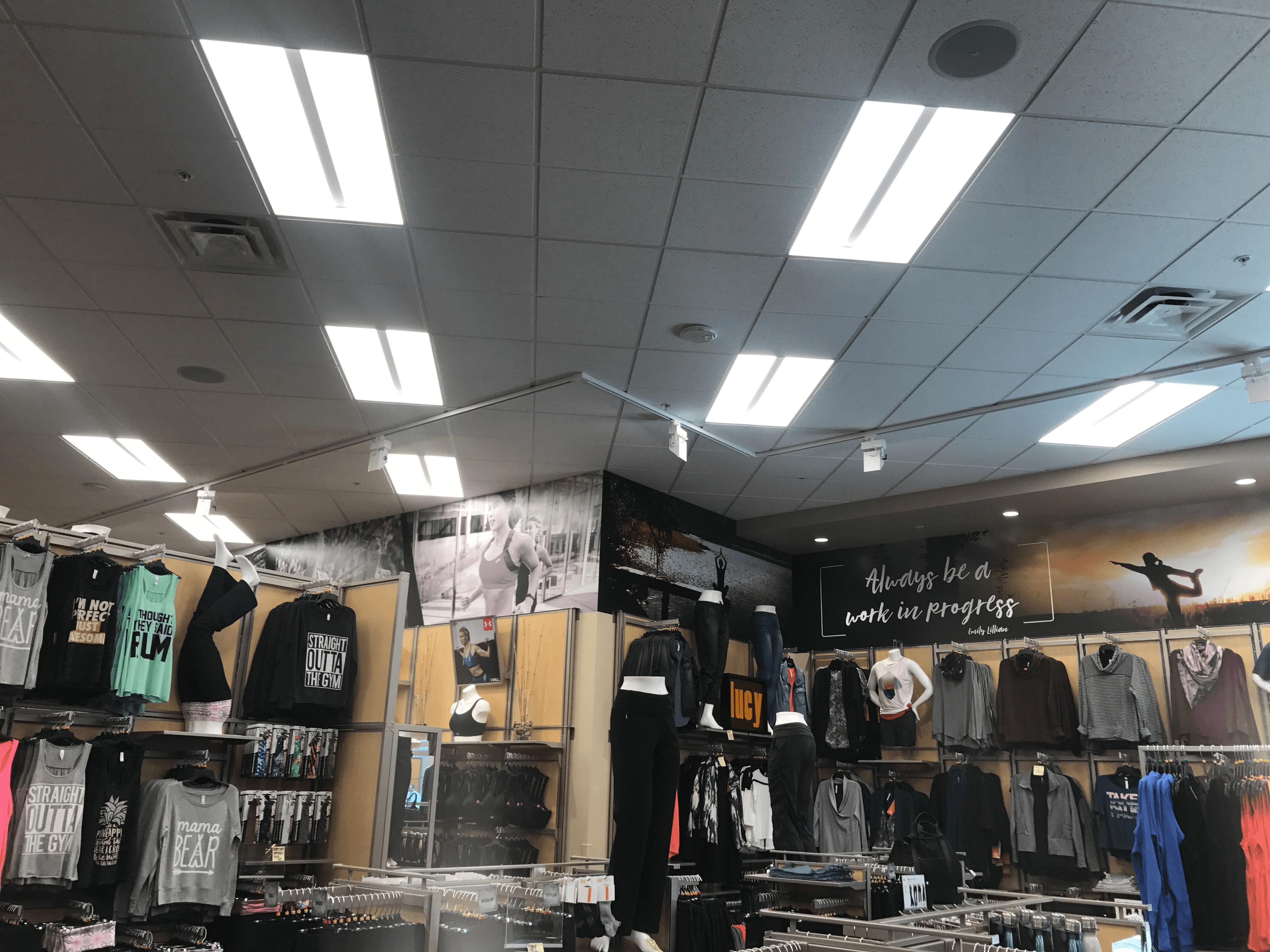 Scheels Sporting Goods Store